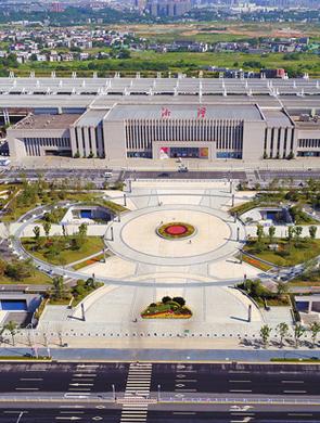 湘潭火车站:城市发展变革的见证者