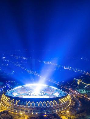 大美郴州 摄影师带你从夜空中看郴州