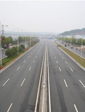 芙蓉大道快改工程长沙段主线完工