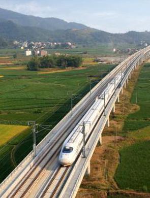 湖南可高铁直达全国25个省市区