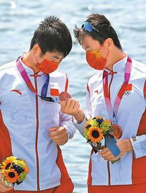张亮夺得东京奥运会湖南第四枚奖牌!