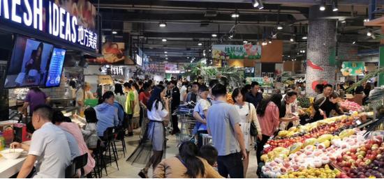 苾之然、廣州酒家等優質品牌的粽子首發,新品占比近40%