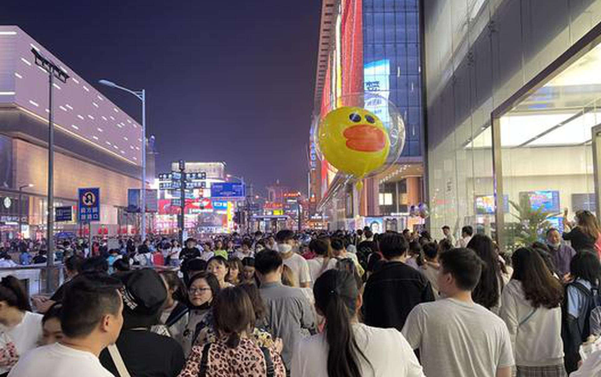 """假期首日接待150.52万人次 长沙成湖南旅游""""顶流"""""""