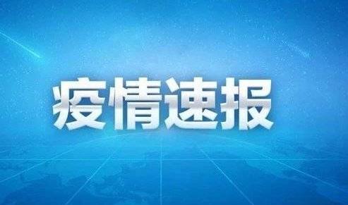湖南双峰县报告1例境外输入复阳病例
