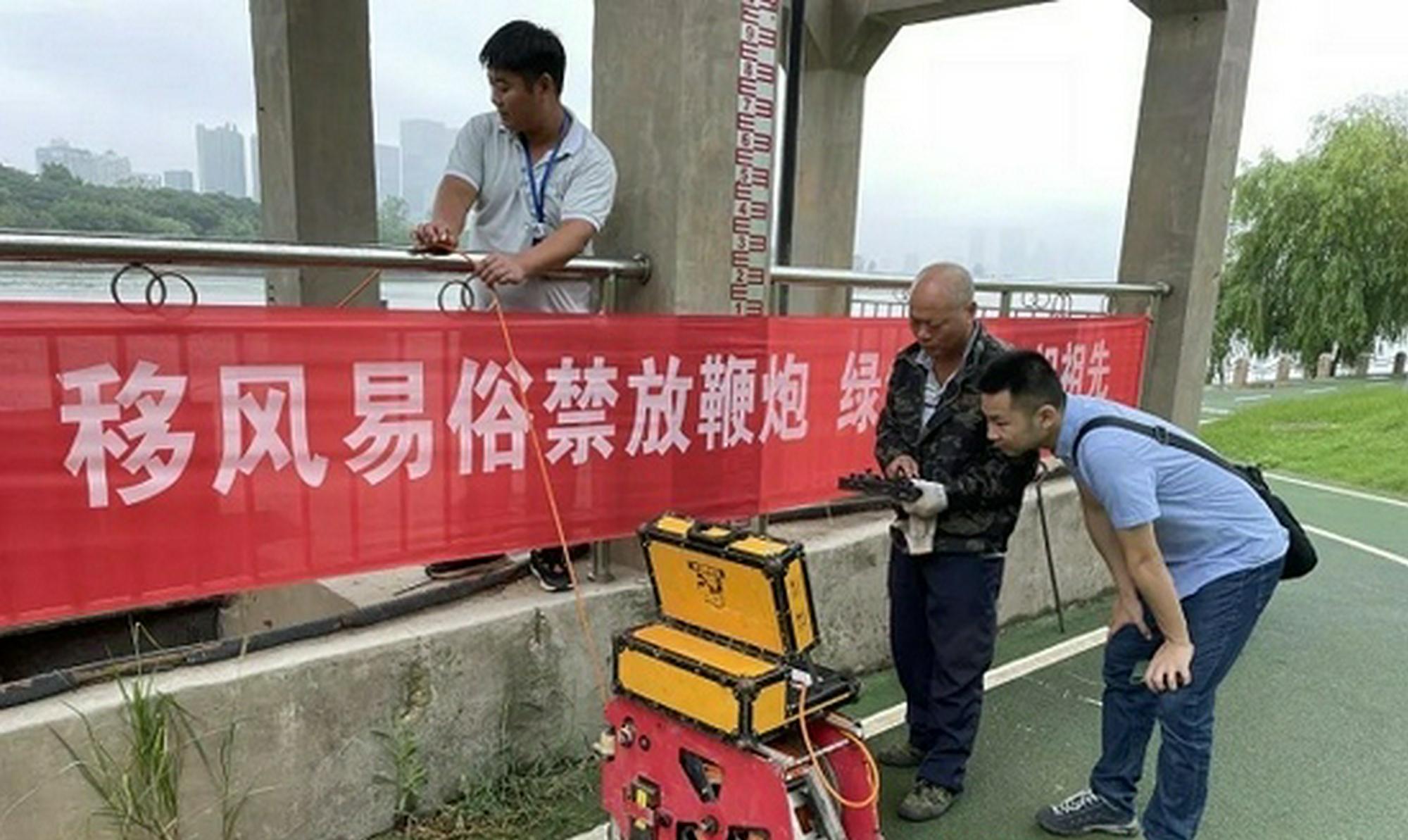 保护母亲河!湘江长沙段812个入河排口完成溯源