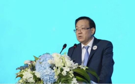 中国民生银行行长郑万春致辞