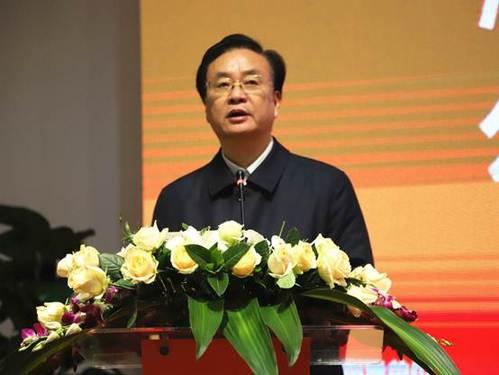 省人大常委会副主任李友志宣布慈展会开幕