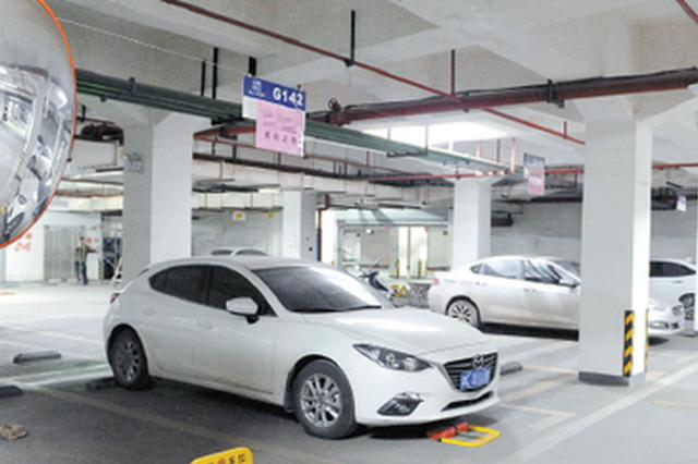 """满足这3个条件 湘潭城区地下停车位也可以""""领证""""了"""