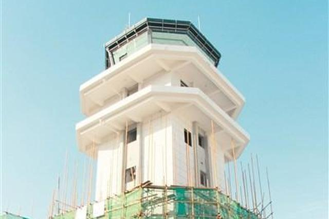 岳阳三荷机场飞行区基本完工 预计2018年开通5条航线