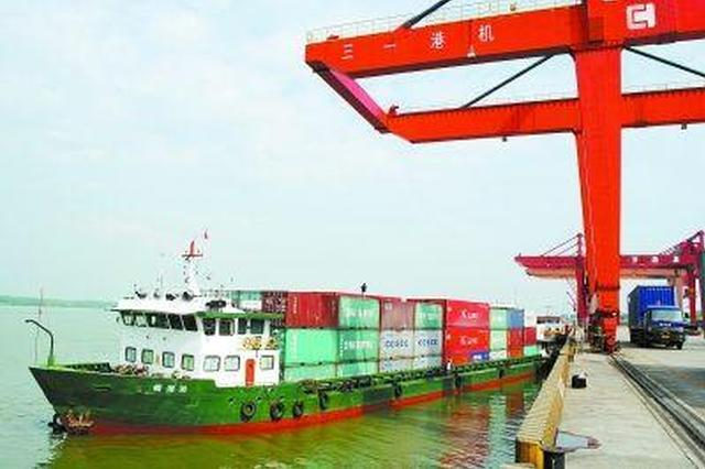 938亿!长沙去年超额完成进出口目标