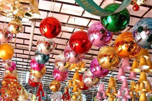 2017年湖南出口圣诞用品12.8亿元 同比增长93.4%