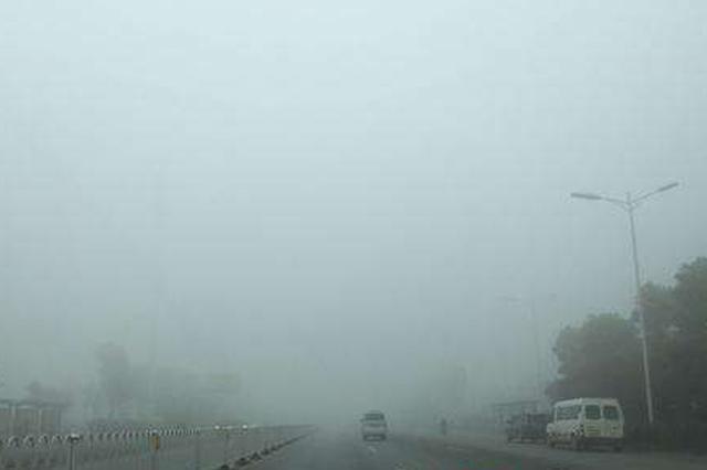 因浓雾湖南省内 12 条高速临时管制 只出不进