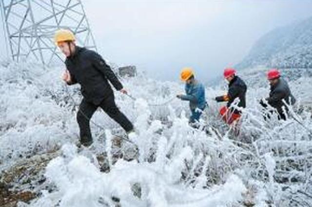 湖南本轮低温雨雪冰冻天气过程今日基本结束