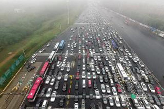 湖南道路交通事故大幅下降 春节无大范围交通拥堵