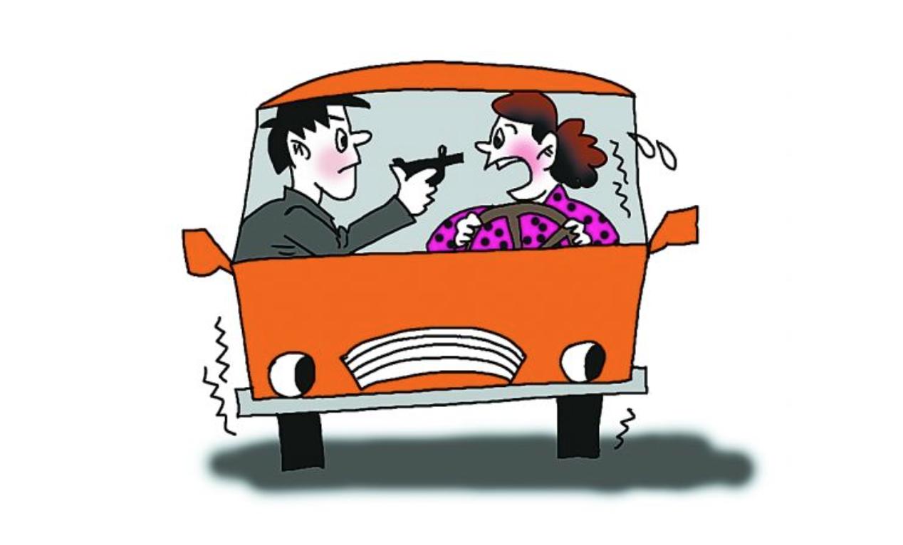 长沙男子抢劫女车主拍其裸照勒索 获刑13年