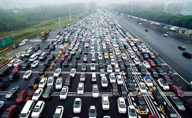 湖南人注意 今日起至3月2日高速拥堵与缓行现象锐减