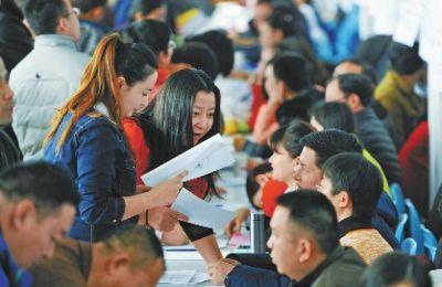 """湖南2018年""""春招""""今日启动 提供上万个就业岗位"""