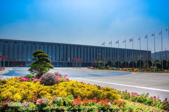 中国陶瓷谷国际会展中心获评全国最佳