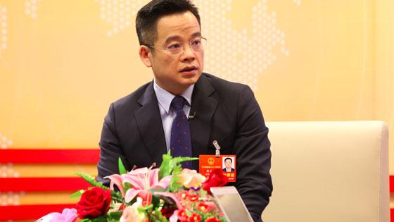 全国人大代表,湖南联通党委书记、总经理唐永博做客新浪两会访谈
