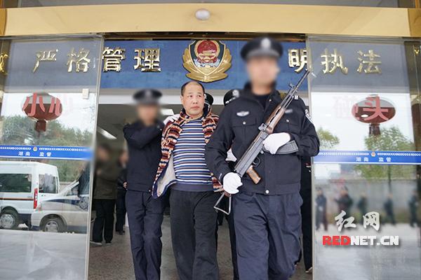 """贩卖毒品数千克 """"毒瘤""""刘海朋在湘潭伏法"""
