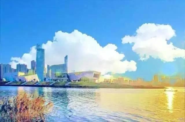 漫画版湖南14市州文化地标