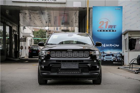 14万圆Jeep梦 Jeep指南者到店实拍
