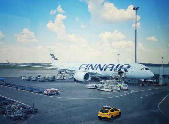 从江苏出发,与圣诞老人的故乡芬兰来个约会,南京有直飞啦