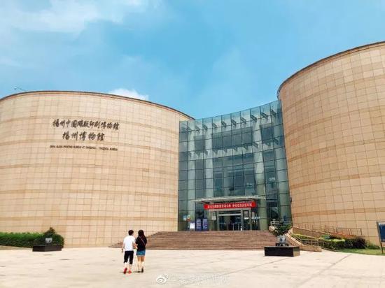 奇妙博物馆...解锁扬州的夏日!