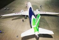 """国产大飞机C919内舱照片抢""""鲜""""看"""