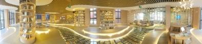 扬州首座智能图书馆开放
