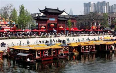 端午小长假首日 南京七大景区昨迎客35万