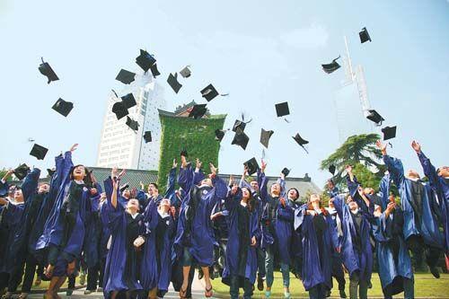 统计 南大近半毕业生留在江苏就业发展