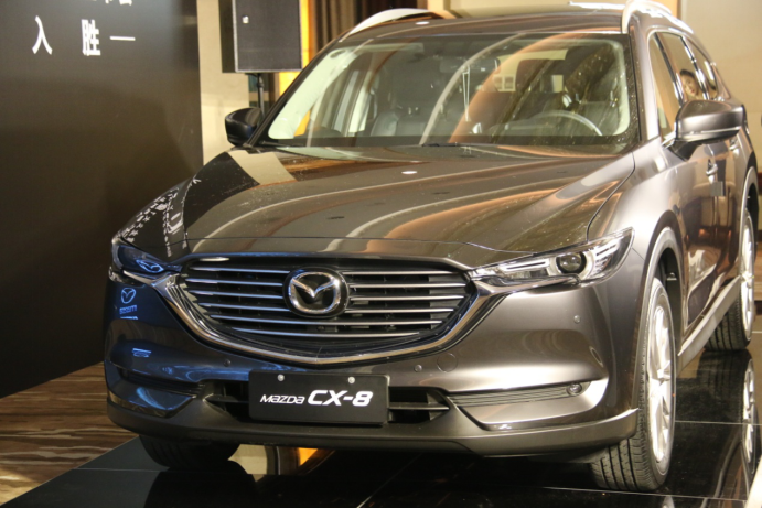 长安马自达CX-8苏州上市 售25.88万元起