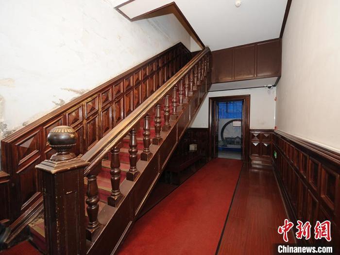 伪满皇宫修缮百年勤民楼:恢复建筑原貌 让历史说话