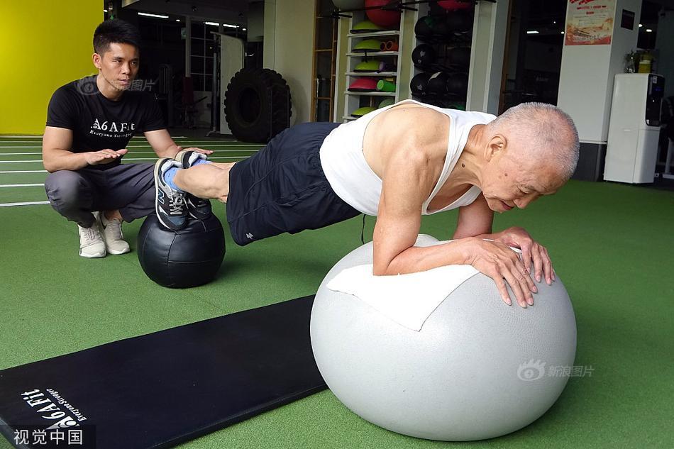 """重阳节盘点老年人的""""硬核""""健身运动"""