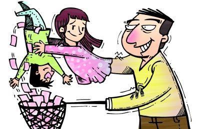 男子网上扮美女和人谈恋爱 借走40多万买奢侈品