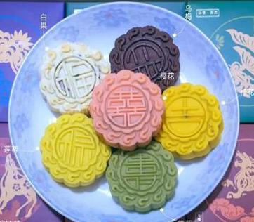 哪款月饼是你的心头爱?