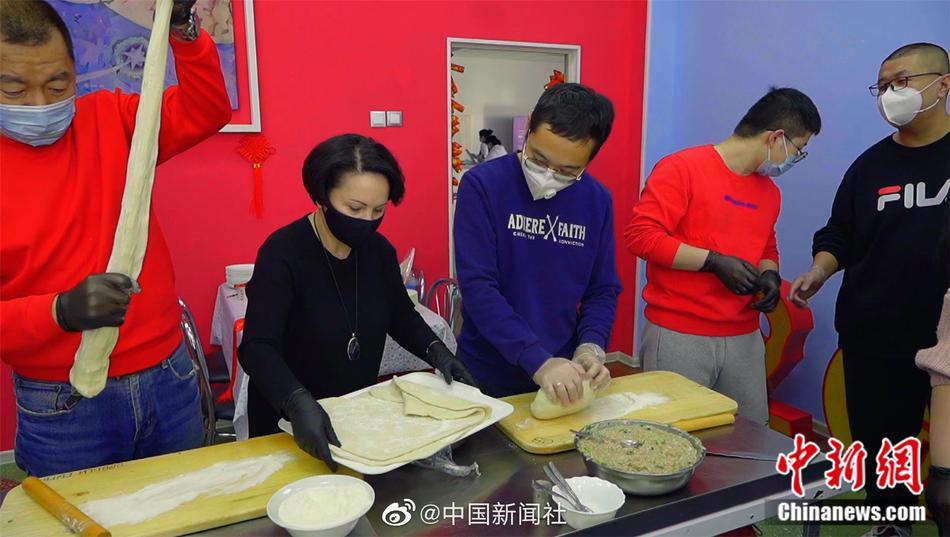 中国留学生咋过年?