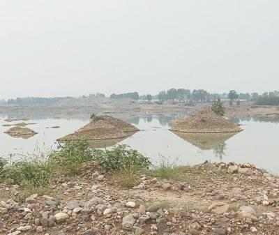 河南鲁山非法采运河砂被通报:对28名公职人员进行问责