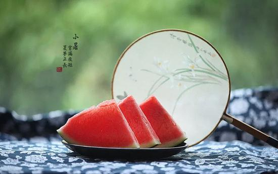 二十四节气看江苏小暑时节