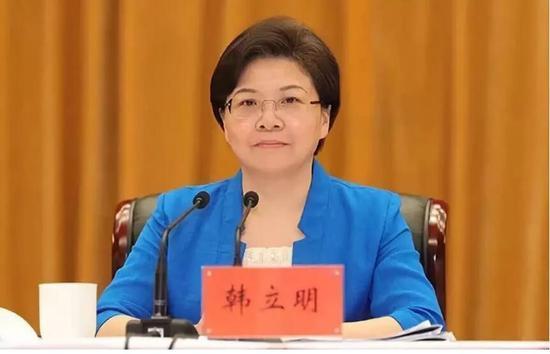 南京代市长韩立明:努力当好三种角色