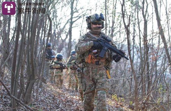 """虞斌现在的团队正在训练其他的""""小战士"""""""
