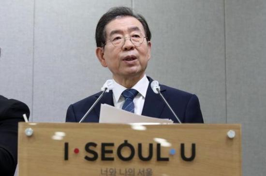 朴元淳之死引发多米诺效应 恐加剧韩国名人自杀之风