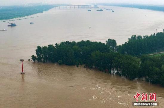 7月以来洪涝灾害致逾2385万人次受灾 主雨带即将北抬