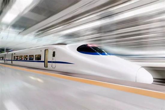 """高铁的""""中国速度""""是如何实现的?"""