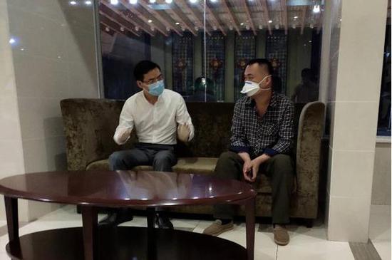 中国驻塞拉利昂大使馆:协助张静静家属回国已有初步方案