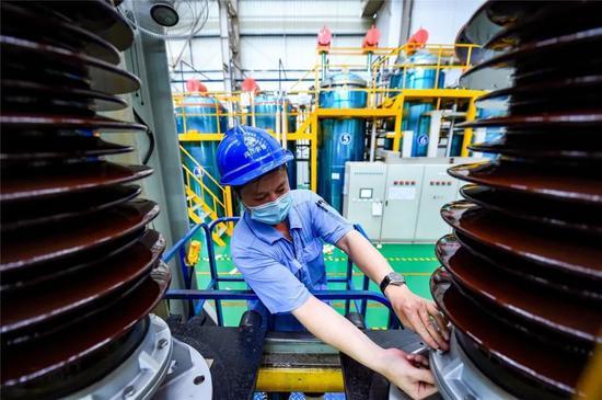 ▲南京电气