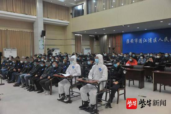26名嫌疑人均被指控犯组织考试作弊罪