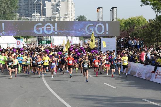 助力体验升级 为跑者提供更周全的赛事环境