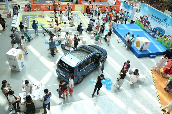 携手联合国践行企业责任,打造儿童乘车安全教育计划